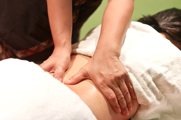 Reiki for Back Pain
